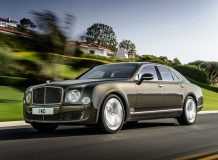 Bentley Mulsanne Speed фото