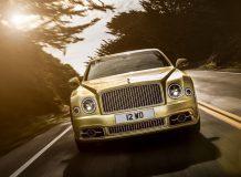 Фото Bentley Mulsanne Speed 2016 в новом кузове