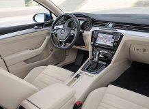 Фото салона VW Passat B8 GTE