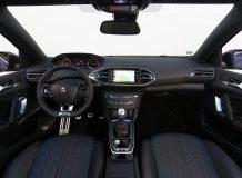 Фото салона Peugeot 308 GT