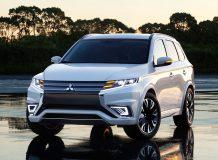 Mitsubishi Outlander PHEV Concept-S фото