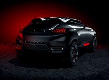 Peugeot Quartz Concept фото