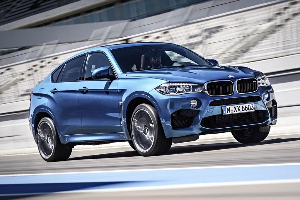 BMW X6 M в кузове F86