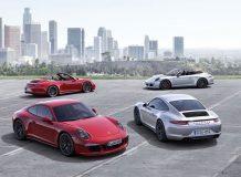 Новые Porsche 911 GTS 2015 фото