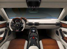 Фото салона Lamborghini Asterion