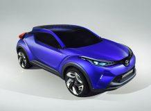 Toyota CH-R Concept фото