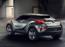 Фото Toyota CH-R Concept II