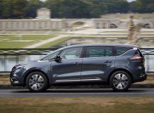 Фото Renault Espace 2018 года