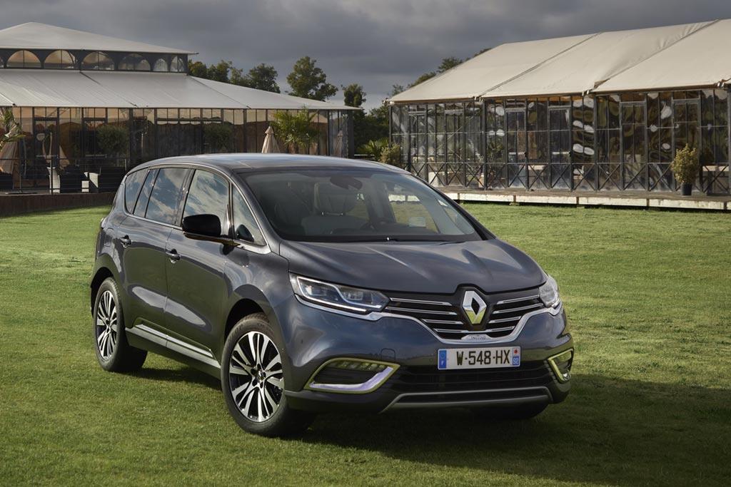 Обновленный Renault Espace 2019 года