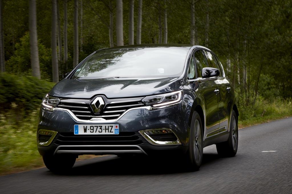 Минивен Renault Espace V