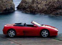 Ferrari 348 Spider фото