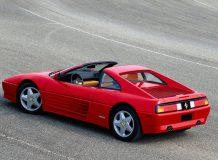 Фото Ferrari 348 Targa