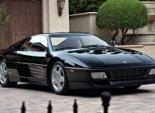 Суперкар Феррари 348 GTS