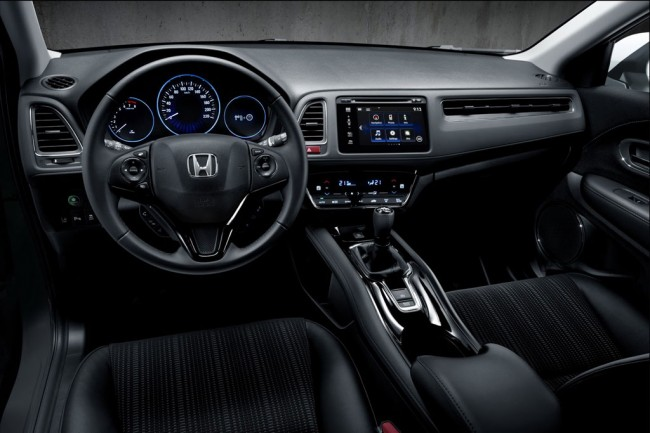 Салон Honda HR-V 2