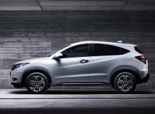 Хонда HR-V II 2016 фото