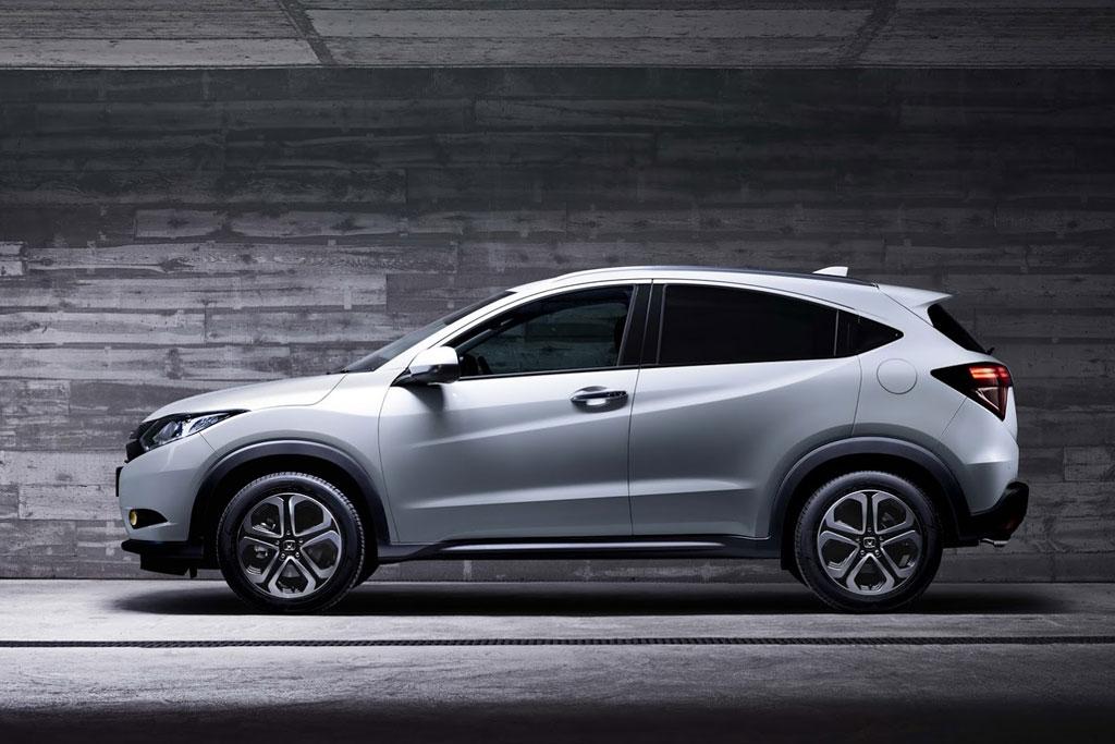 Хонда HR-V 2017 в новом кузове