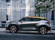 Nissan Kicks Concept фото