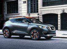 Фото концепта Nissan Kicks