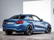 Фото новой BMW M2 Coupe (2015-2016)