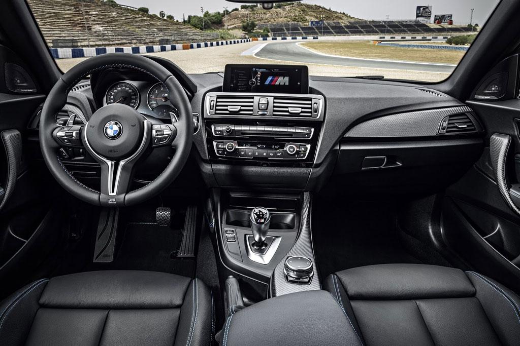 Салон BMW M2 Coupe