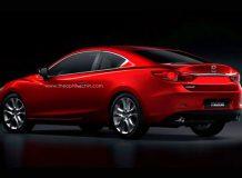 Рендер Mazda 6 Coupe