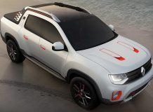 Renault Oroch Concept фото