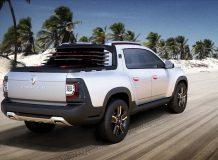 Фото концепта Renault Oroch