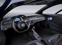 Фото салона VW XL Sport