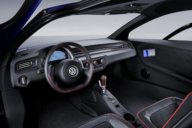 Салон VW XL Sport
