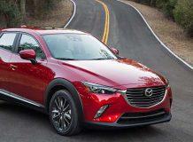 Новый паркетник Mazda CX-3