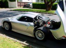 Порше 911 ГТ1 дорожная версия