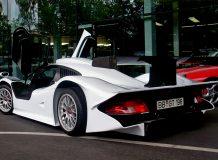 Дорожный Порше 911 GT1 1998 фото
