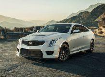 Cadillac ATS-V Coupe фото