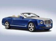 Bentley Grand Convertible фото