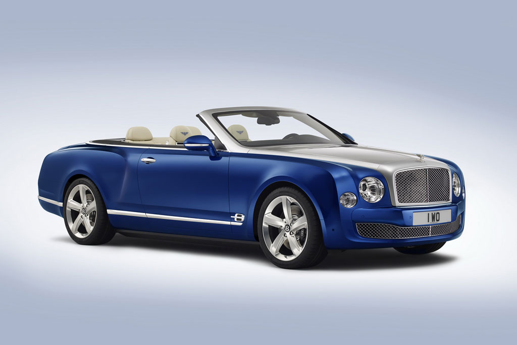Bentley Grand Convertible фото