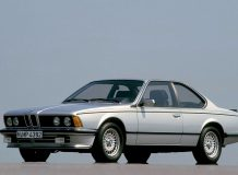 BMW 6-Series (E24) фото