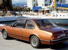 Фото BMW 6 E24