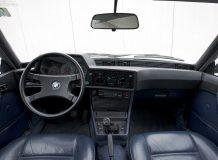 Фото салона BMW 6er E24