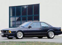 BMW M635 CSi фото