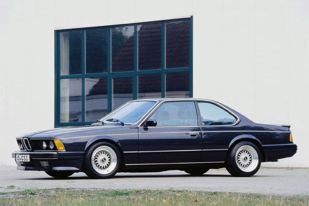 Топовая BMW M635 CSi