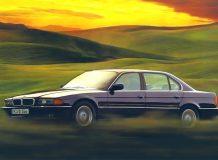 BMW E38 фото