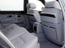 Салон BMW E38