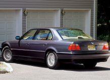 BMW E38 Long