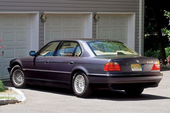 BMW 7er Long
