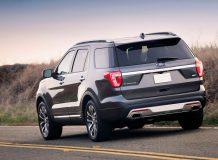Ford Explorer 2016 фото