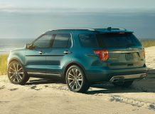 Ford Explorer Platinum фото