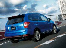 Subaru Forester 4 tS STi фото