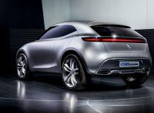 Mercedes-Benz G-Code Concept фото