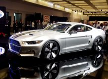 Фото Galpin Rocket на базе Ford Mustang