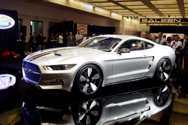 Galpin Rocket на базе Ford Mustang